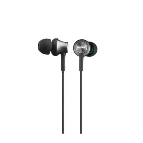 Slúchadlá SONY MDR-EX450AP do uší s mikrofónom, Gray MDREX450APH.CE7