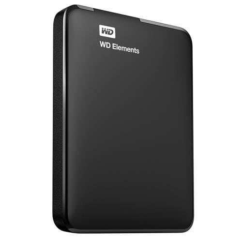 Ext. HDD WD Elements Portable 1,5TB, 2.5'', (USB 3.0) WDBU6Y0015BBK-EESN