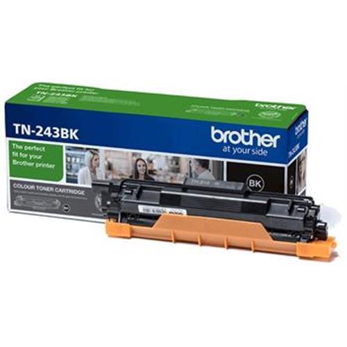 toner BROTHER TN-243 Black HL-L3210CW/L3270CDW, DCP-L3510CDW/L3550CDW, MFC-L3730CDN/L3770CDW TN243BK
