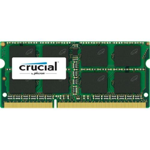 SO-DIMM 4GB DDR3L - 1600 MHz Crucial CL11 1.35V/1.5V CT51264BF160B
