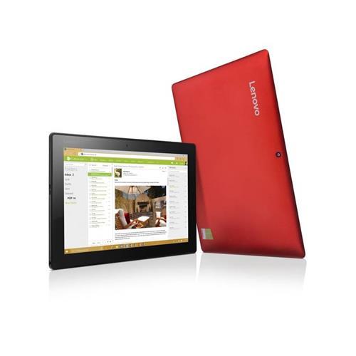 """Lenovo IP TABLET MIIX 310-10 Z8350 1.92GHz 10.1"""" WXGA Touch 2GB 64GB 4G/LTE WL BT CAM W10 červený 2yMI 80SG00EKCK"""