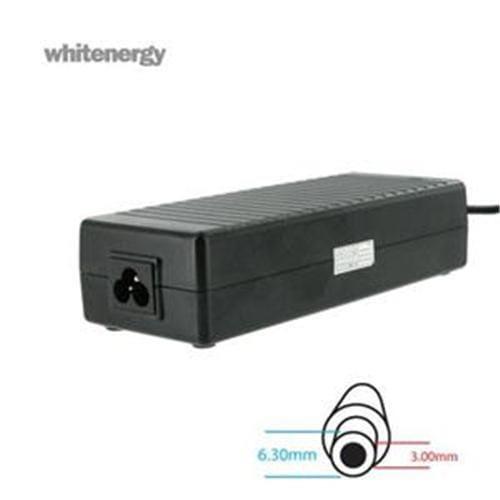 Whitenergy AC adaptér 15V/8A 120W konektor 6.3x3.0 mm 04559