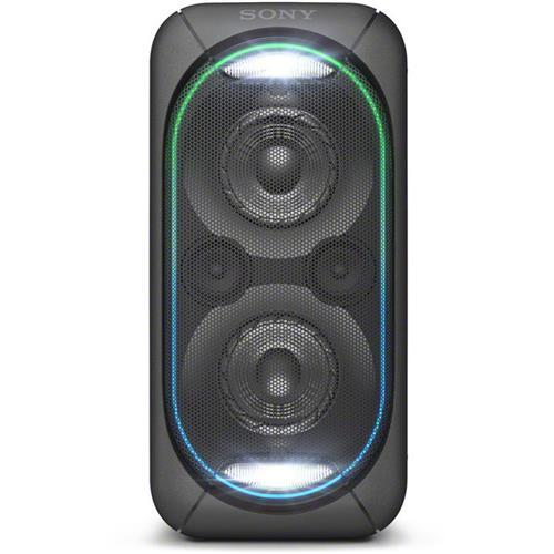 Sony Hi-Fi G-Tank GTK-XB60, USB, BT, NFC, čierny GTKXB60B.CEL