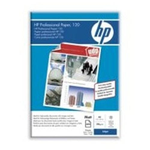 Papier HP Q6594A Profesionálny Inkjet Papier 120 matný, 120g/m2, A3, 100 hr.