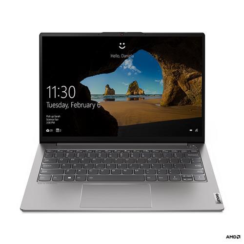 "LENOVO NTB ThinkBook 13s Gen3 - RYZEN 5 5600U,13.3"" WUXGA IPS mat,8GB,512SSD,HDMI,USB-C(TB4),cam,backl,W10P,1r carryin 20YA0002CK"