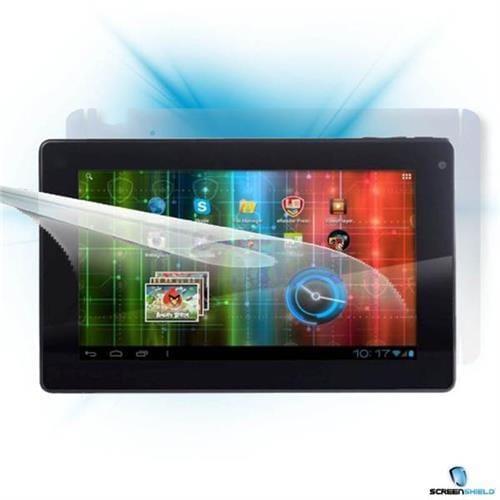 ScreenShield ochranná fólia na displej a zadný kryt pre PRESTIGIO Multipad PMP3370B, priehľadná PRE-PMP3370B-B