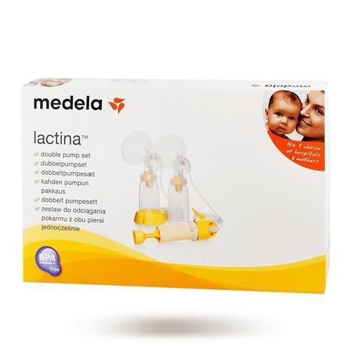 MEDELA Lactina Duálna odsávačka mlieka 496711