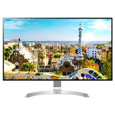 "Monitor LG 32UD99-W 31.5"" IPS LED 3840x2160 1M:1 5ms 350cd DP 2xHDMI USB-C repro"