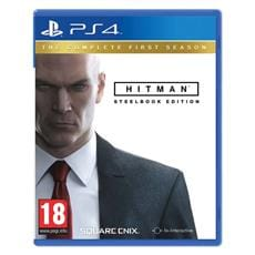 PS4 hra - Square Enix Hitman: The Complete First Season Steelbook