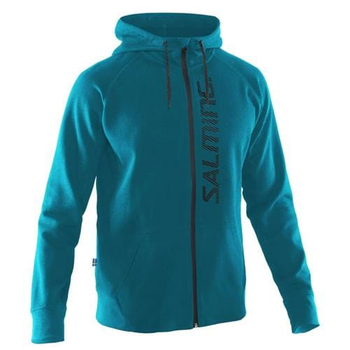 SALMING Running Hood Men Petrol M