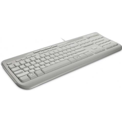 Klávesnica MS 600 Win32 USB English White (ANB-00032)