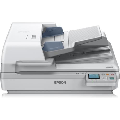 Skener EPSON WorkForce DS-70000N - A3/600x600dpi/ADF/duplex/Net B11B204331BT