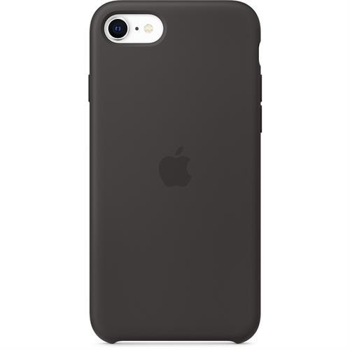 Apple iPhone SE Silicone Case - Black MXYH2ZM/A