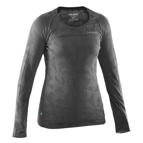 SALMING Running LS Top Women Grey M