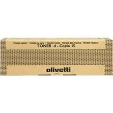 Toner OLIVETTI B0360 d-Copia 15/20 black