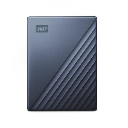 Ext. HDD WD My Passport Ultra 4TB 2,5'' modro-čierna WDBFTM0040BBL-WESN