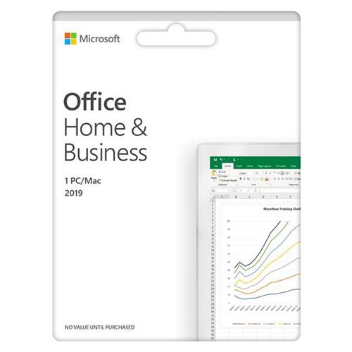Office 2019 pre podnikateľov - English Medialess T5D-03216