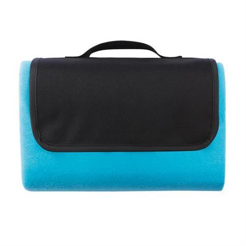 Pikniková deka modrá 6394V