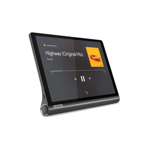 "Lenovo Yoga Smart Tab Snapdragon 439 2.0GHz 10.1"" FHD IPS Touch 4GB 64GB WL BT CAM Android 9.0 šedý 2yMI ZA3V0054CZ"