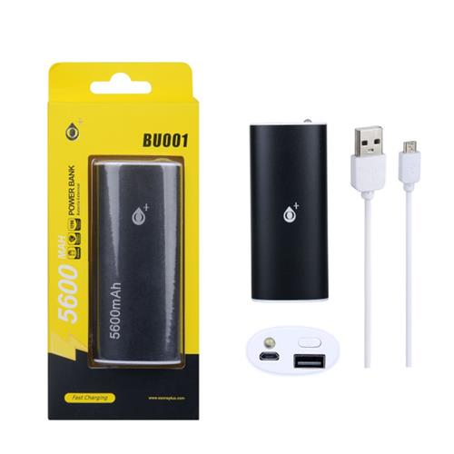 Aligator POWERBANK Plus 5600mAh s LED Black 2100002