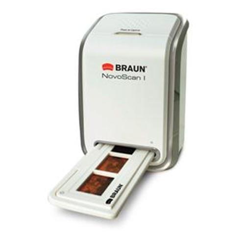 BRAUN foto skener NovoScan I (5Mpx / 1800dpi) 34510