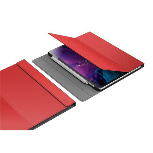 LAB.C Slim Fit Case for iPad Pro 11 (2020), Red LABC-326-IPD11-RD