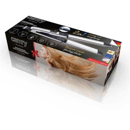 CAMRY CR 2320, Žehlička na vlasy