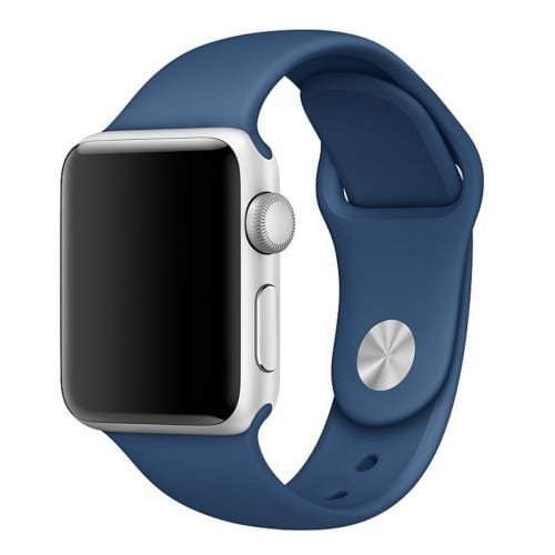 Apple 42mm Ocean Blue Sport Band