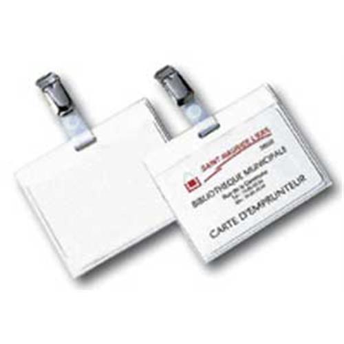 Visačka so štipcom Fellowes FH 5992 90x60mm 50ks FE530430