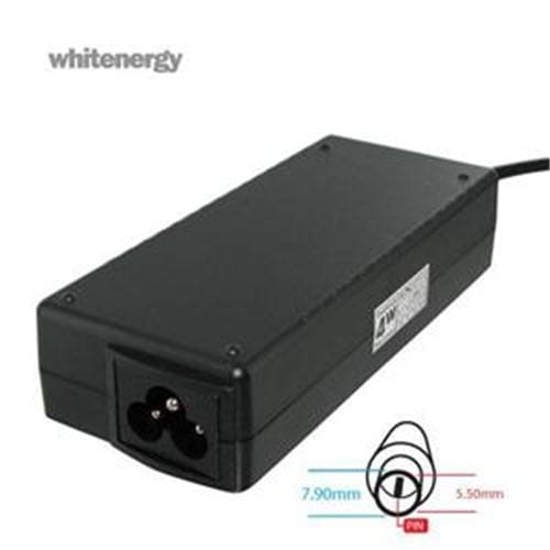 Whitenergy AC adaptér 20V/4.5A 90W konektor 7.9x5.5 mm + pin