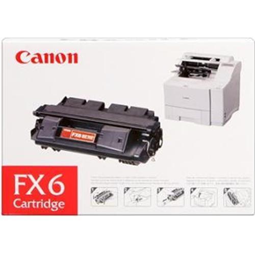 Toner CANON FX-6 black fax L1000 1559A003