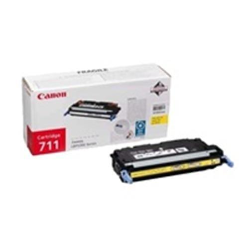 Toner CANON CRG-711 žltý pre LBP 5300 1657B002AA