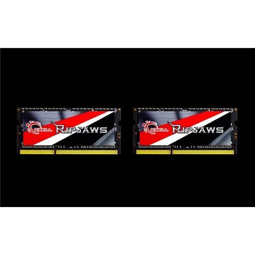 G.Skill Ripjaws DDR3L 16GB (2x8GB) 1600MHz CL9 SO-DIMM 1.35V F3-1600C9D-16GRSL
