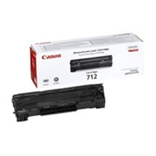 Toner CANON 712 čierny toner pre LBP 3010/3100 1870B002