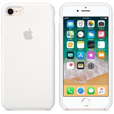 Apple iPhone 8 / 7 Silicone Case - White