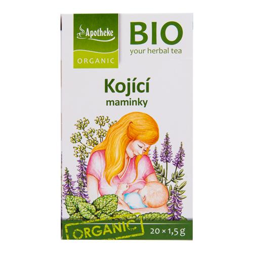 Čaj Pre dojčiace matky 30 g BIO MEDIATE 510104