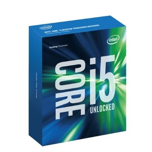 CPU Intel Core i5 6600K BOX (3 50GHz  LGA1151  6MB  HD Graphics 530) BX80662I56600K