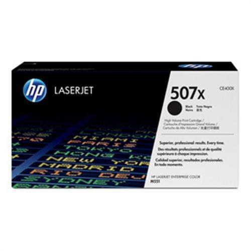 Toner HP CE400X No.507X čierny pre LJ Enterprise 500 Color M551