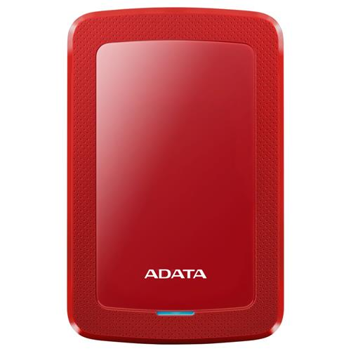 Ext. HDD ADATA HV300 1TB červený AHV300-1TU31-CRD