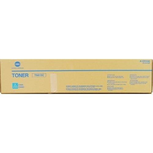 toner MINOLTA TN615C Bizhub PRESS C8000 cyan