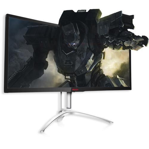 Monitor AOC AG352QCX, 35'' LED, UWFHD, MVA, 200Hz, DP, USB, rep