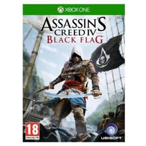 XONE hra - Assassin's Creed: Black Flag 3307215730614