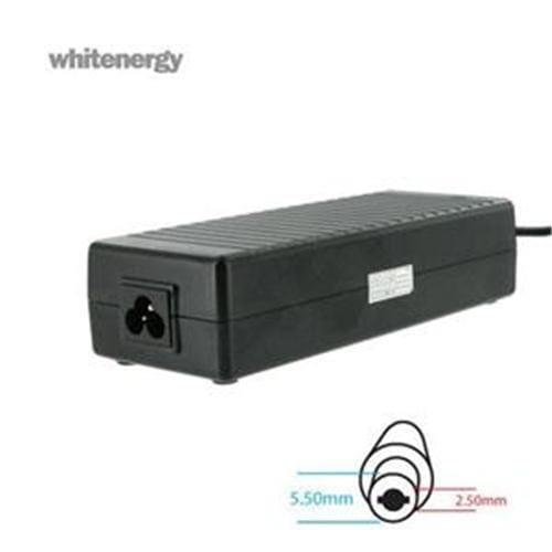 Whitenergy AC adaptér 19V/6.3A 120W konektor 5.5x2.5 mm 04082