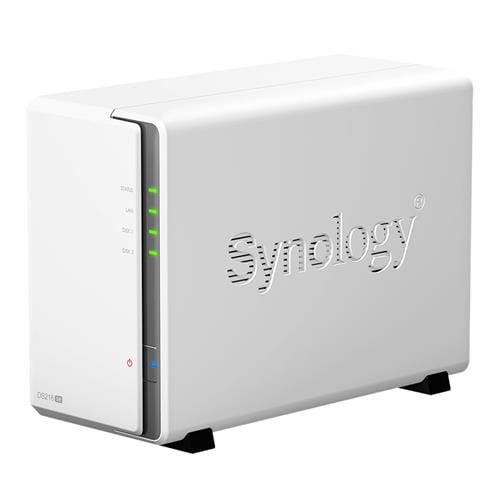 Synology DiskStation DS216se 2x HDD NAS