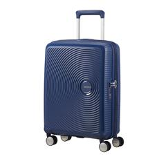 American Tourister Soundbox Spinner  Exp. 55 Navy