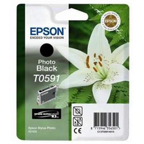 Kazeta EPSON SP R2400 photo black