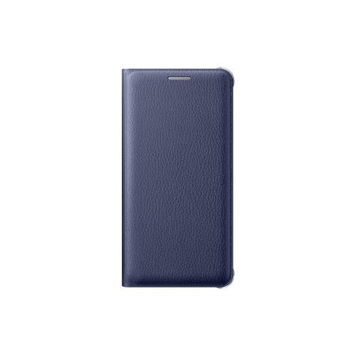 Samsung flip s vreckom pre Galaxy A3 2016, Black EF-WA310PBEGWW