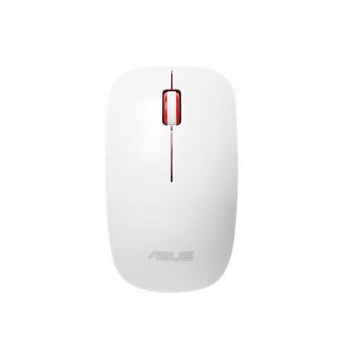 ASUS MOUSE WT300 Wireless - optická bezdrôtová myš; bielo-červená 90XB0450-BMU020