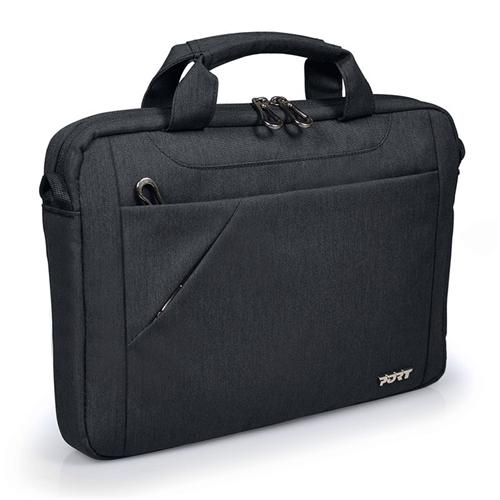 """PORT DESIGNS SYDNEY Toploading taška na 10/12"""" notebook a 10,1'' tablet, čierna 135070"""