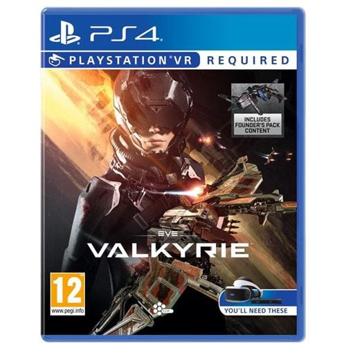 PS4 VR hra - Eve: Valkyrie VR PS719866657